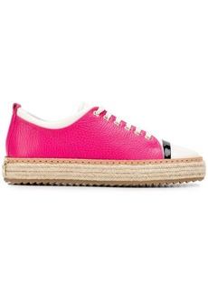 Lanvin lace-up sneakers