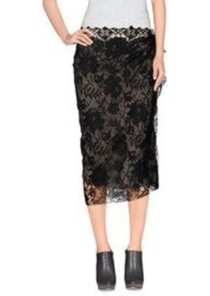 LANVIN - 3/4 length skirt