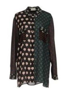LANVIN - Floral shirts & blouses