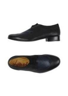 LANVIN - Laced shoes