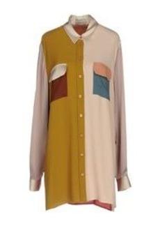LANVIN - Patterned shirts & blouses