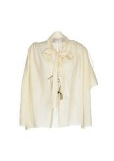 LANVIN - Shirts & blouses with bow