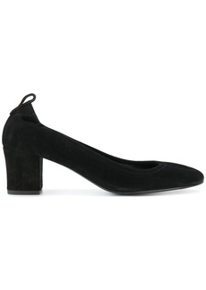 Lanvin block heel pumps - Black