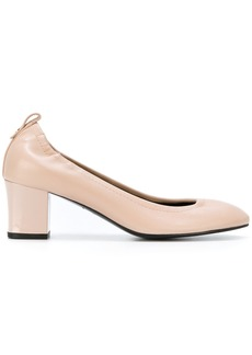 Lanvin block heel pumps - Nude & Neutrals