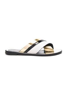 Lanvin Boucle Sandals