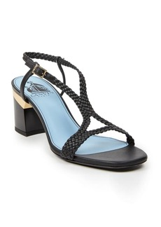 Lanvin Braided Leather Sandals