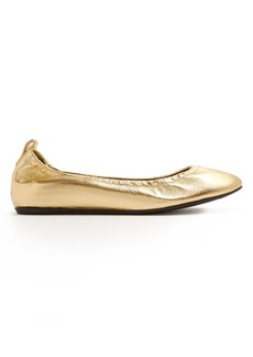 Lanvin Classic leather flats