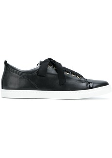 Lanvin classic low top sneakers - Black