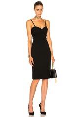 Lanvin Corset Dress