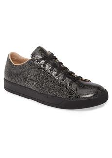 Lanvin Crackled Sneaker (Men)