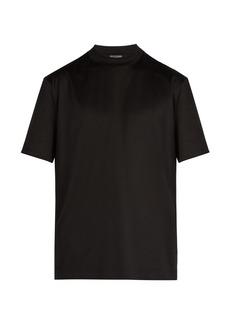 Lanvin Crew-neck cotton T-shirt