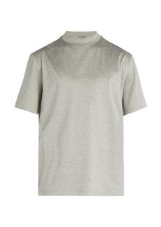 Lanvin Crew-neck cotton T-shirt