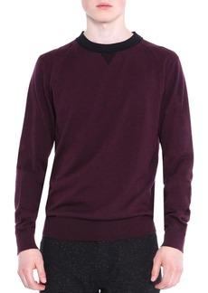 Lanvin Crewneck Knit Sweater