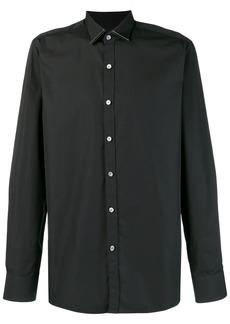 Lanvin detailed collar shirt