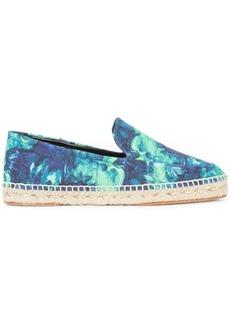 Lanvin flat sole espadrilles - Blue