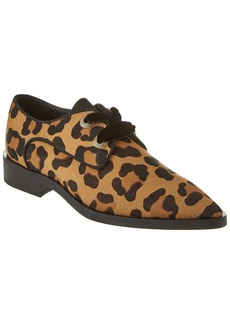 Lanvin Haircalf Derby Loafer