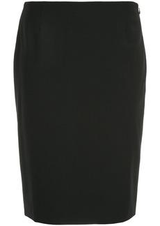 Lanvin high-waisted pencil skirt