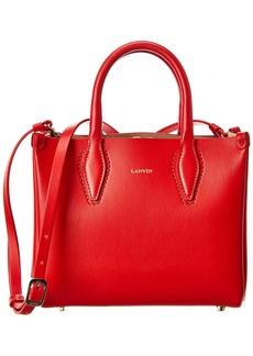 Lanvin Journee Nano Leather Shoulder Bag