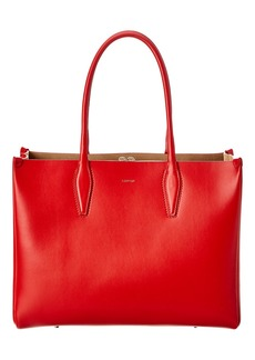Lanvin Journee Small Leather Tote