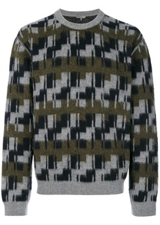 Lanvin knitted sweater - Multicolour