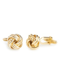 Lanvin Knotted Cuff Links