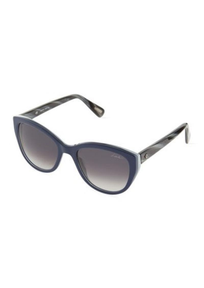Lanvin Large Acetate Cat-Eye Sunglasses
