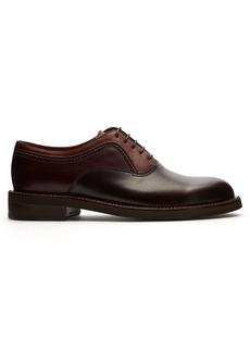 Lanvin Leather oxford shoes