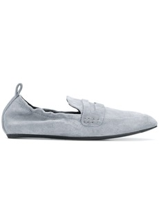 Lanvin loafer slippers - Grey