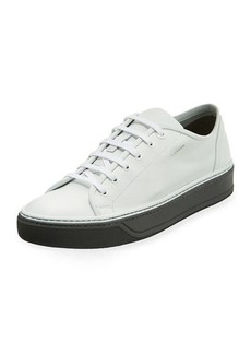 Lanvin Men's Leather Low-Top Sneaker