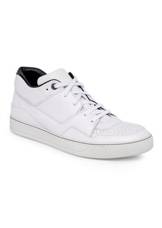 Lanvin Mid Top Sneakers