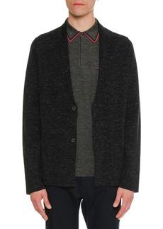 Lanvin Milano Stitch Wool/Silk Jacket