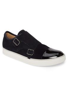 Lanvin Monk Strap Sneaker (Men)