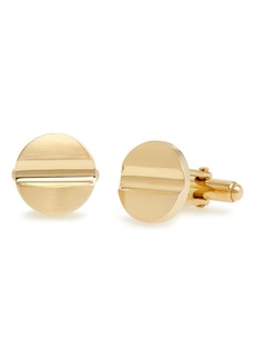Lanvin Nail Head Cuff Links