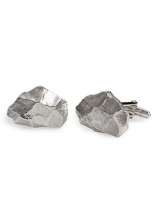 Lanvin Nugget Cuff Links