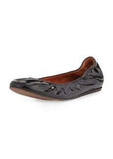 Lanvin Patent Leather Ballet Flat