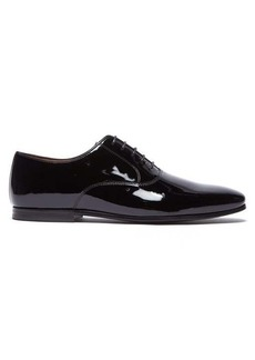 Lanvin Patent-leather oxford shoes