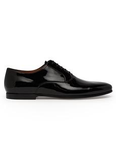 Lanvin Patent-leather oxford shoes
