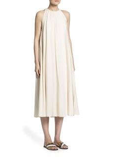 Lanvin Pleated Dress