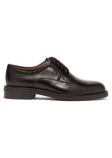 Lanvin Polished leather derby shoes