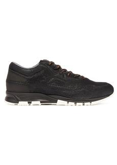 Lanvin Runner mesh low-top sneakers