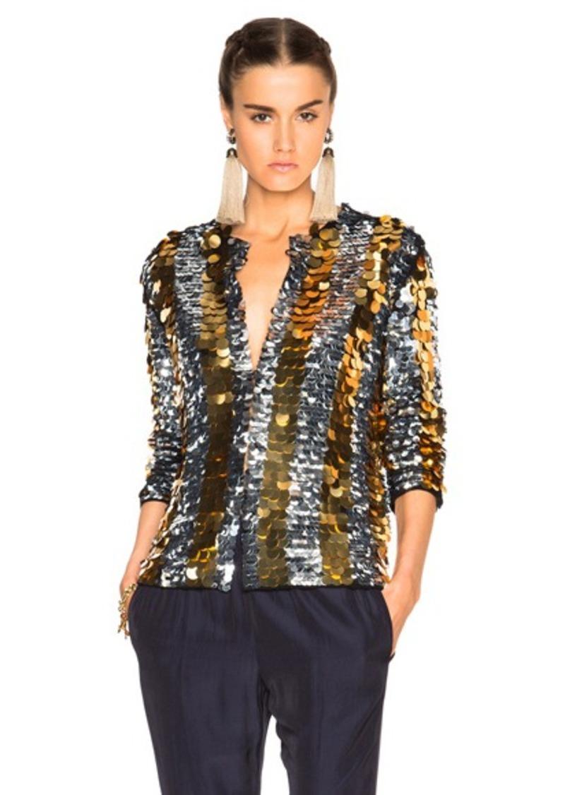 Lanvin Sequin Jacket