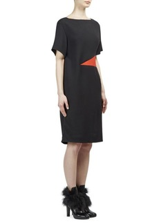 Lanvin Side Inset Dress