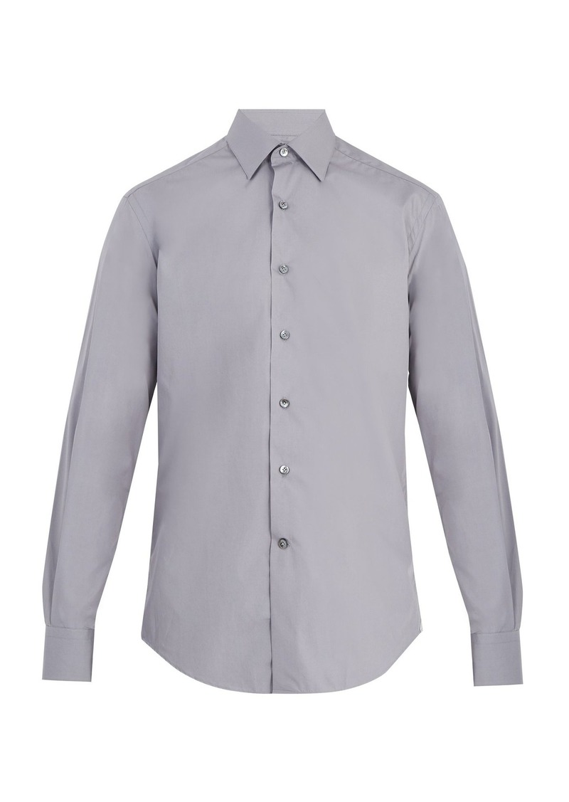 Lanvin Lanvin Single Cuff Cotton Shirt Dress Shirts