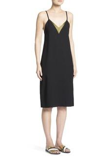 Lanvin Sleeveless Slip Dress