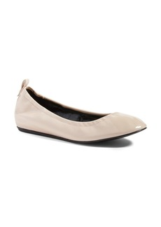 Lanvin Smooth Leather Ballet Flat (Women)