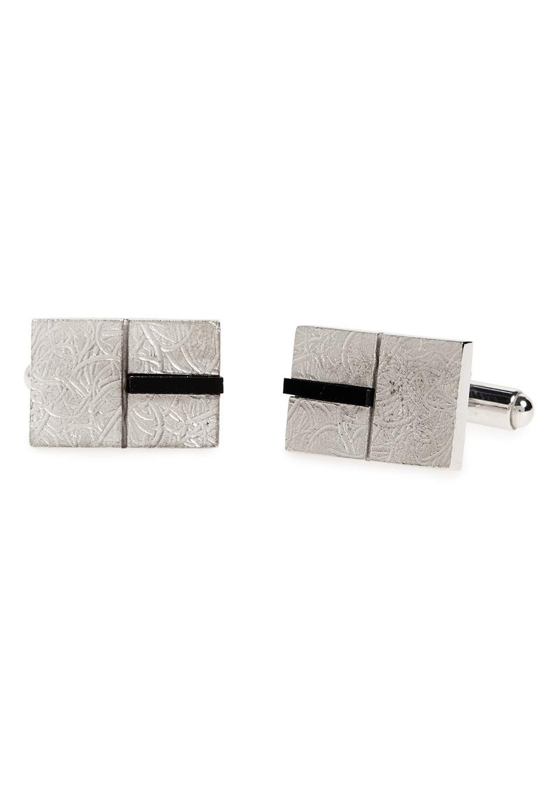 Lanvin Squares Cuff Links