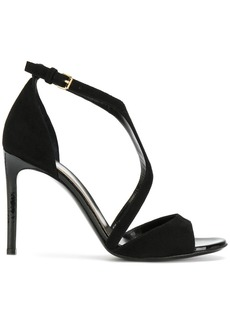 Lanvin strap sandals - Black