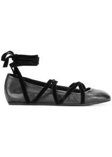 Lanvin strappy sandals - Black