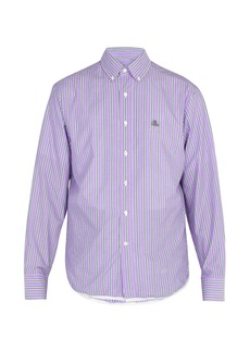Lanvin Striped cotton shirt