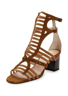 Lanvin Studded Gladiator City Sandal